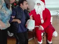 Santa +adult