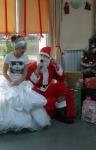 Snowwhite and Santa
