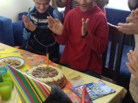Jonka + kids + birthday