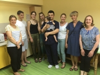 PLEVEN Physiotherapist + the group