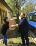 Botevgrad - G+ soc.worker + Easter bread