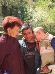 Dren B.Ivanka with 2 boys