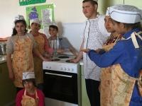Samokov New cooker +kids