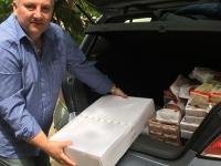 Stara Zagora Delivering food