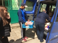 VRATSA - AZ - delivering meet