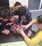 VRATSA - CNST children+eggs