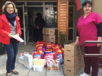 Vratsa - CNST 1 Easter delivery
