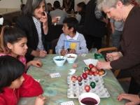 Roman Babas + kids