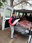 VRATSA - boy + meat