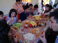 VRATSA CNST  - KIDS EATING