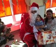VRATSA - St.Clause + Snejanka + kid