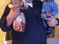 Vratsa - George+ bebe 1