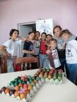 Dupnitsa Children with colored eggs - Dupnitsa 2