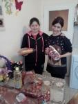 Star of hope Food + 2 girls