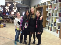 Gorna Banja- Olja+girls