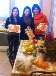 Star of hope girls+food