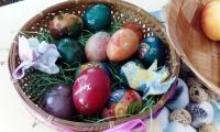 Eggs+flowers