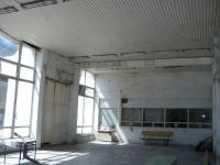 Roman bus station old insideth