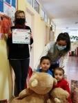 25 Zvenoto Albi + Bears and kids + thanks letter IWC