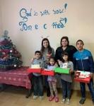 17 ROMAN - Ivette, kids + presents