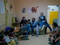 Ivet, A, Frida +Hari + Kids