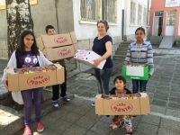 Children + Easter goods