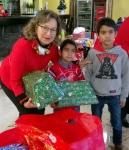 Albi + kids + presents