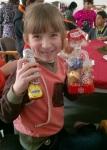 Margaret - happy kid