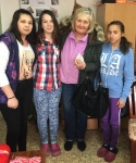 1B.Iren +3 girls