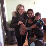 Albi + gypsy mother