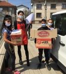 Samokov - kids + donatioon + Vancheto 1