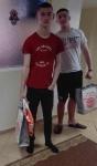 dREN 2 BOYS WITH PERSENTS