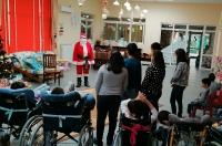 St.Clause + children