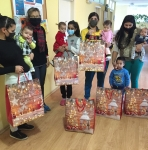 Albi, girls + babies + presents IWC