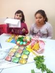 Dren Raysa + Maria + eggs