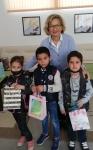 Roman 1 Albi + 3 small kids+ presents