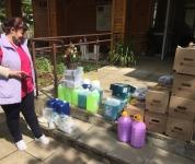 Vessa + donation 1