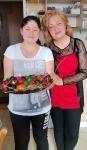 Star of hope Lubka + girl and eggs