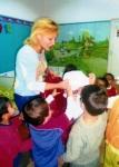 Gurkovo kids+teacher