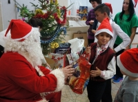 St.Zagora St.Clause+presents