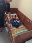 Vratsa - CNST - disabled kid