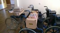 Botevgrad - wheelchairs +bread