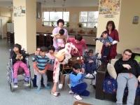 Vratsa TSNST - 2 group group of children